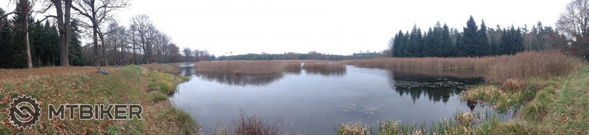 Vavrouškův rybník.