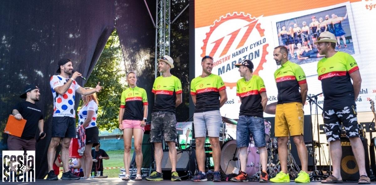 Stupně nejvyšší, opět vyhrál tým Plzeň v žíle.