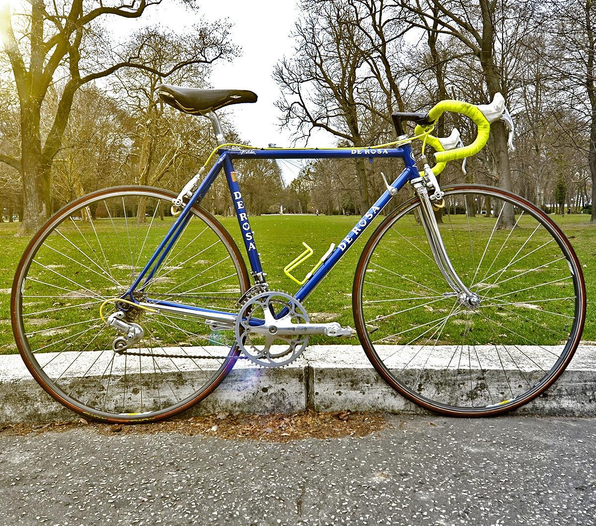 Bicykel skončil v Japonsku a jeho predaj dodnes ľutujem.