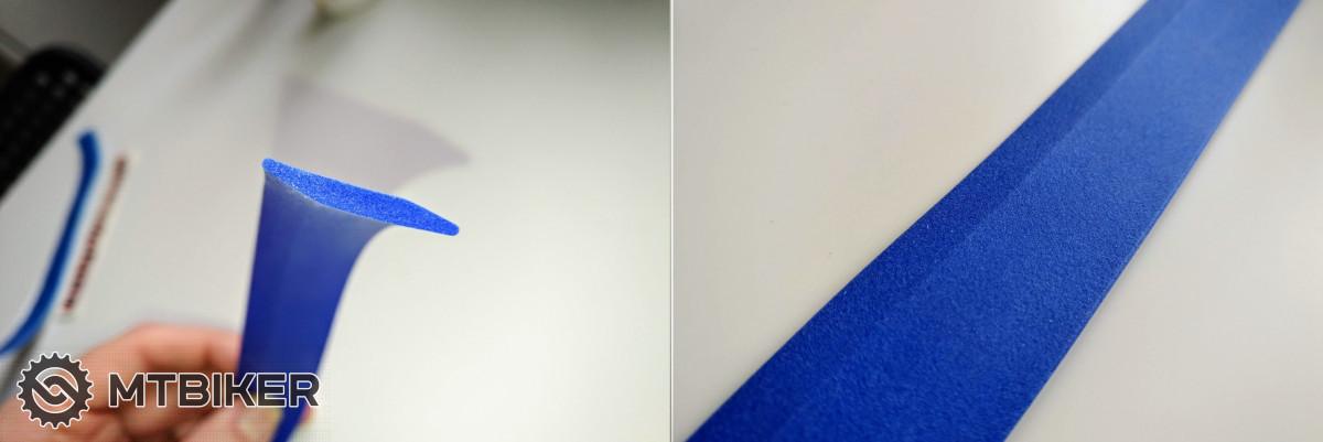 Esi Grips RCT Wrap - průřez a detail povrchu.