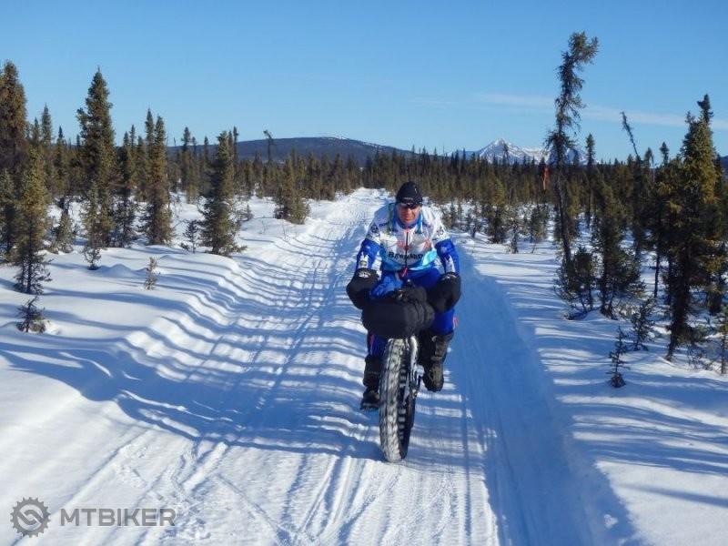 Cyklistika na Aljaške