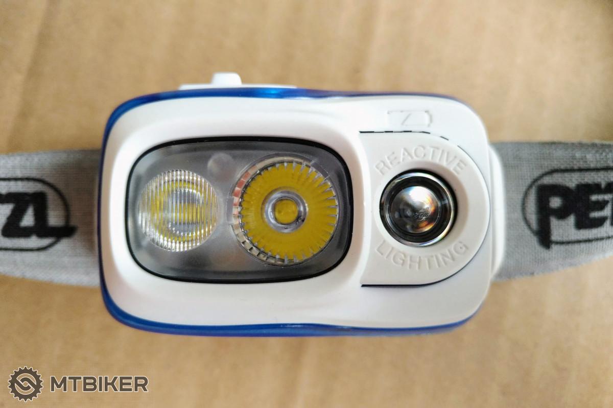 Pohled na LED a senzor Reactive Lighting