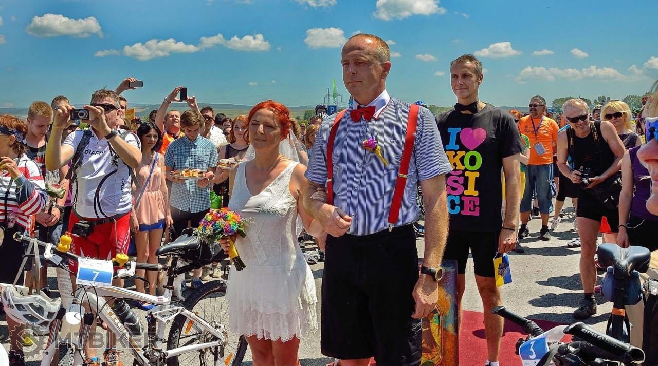 Svadba na diaľnici
