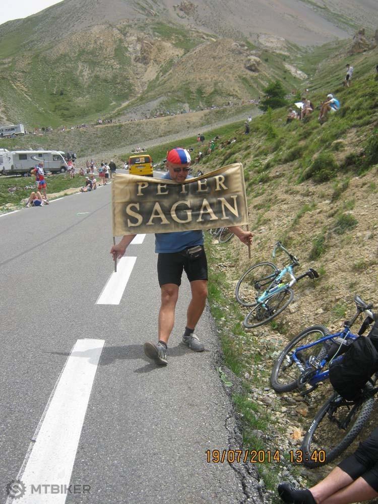 Transparent: Peter Sagan