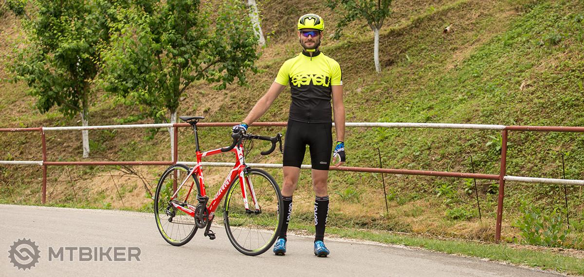 c2b530c9442 Test  Cyklistické oblečenie ELEVEN - výborná kvalita z Čiech a za ...