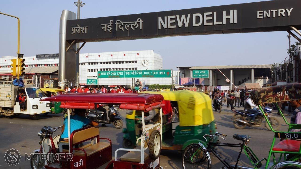 New Delhi stanica