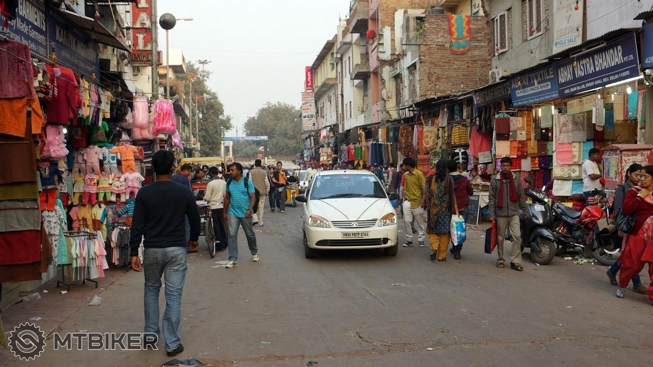 Ruch na ulici