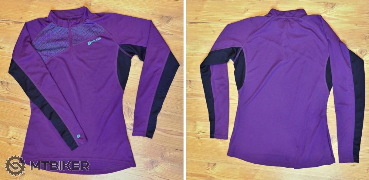 fb0d09e2b727a Ak by ste chceli skôr dres na teplejšie letné obdobie, POLARIS má v ponuke  veľmi podobný dámsky trailový dres s krátkymi rukávmi Medusa.