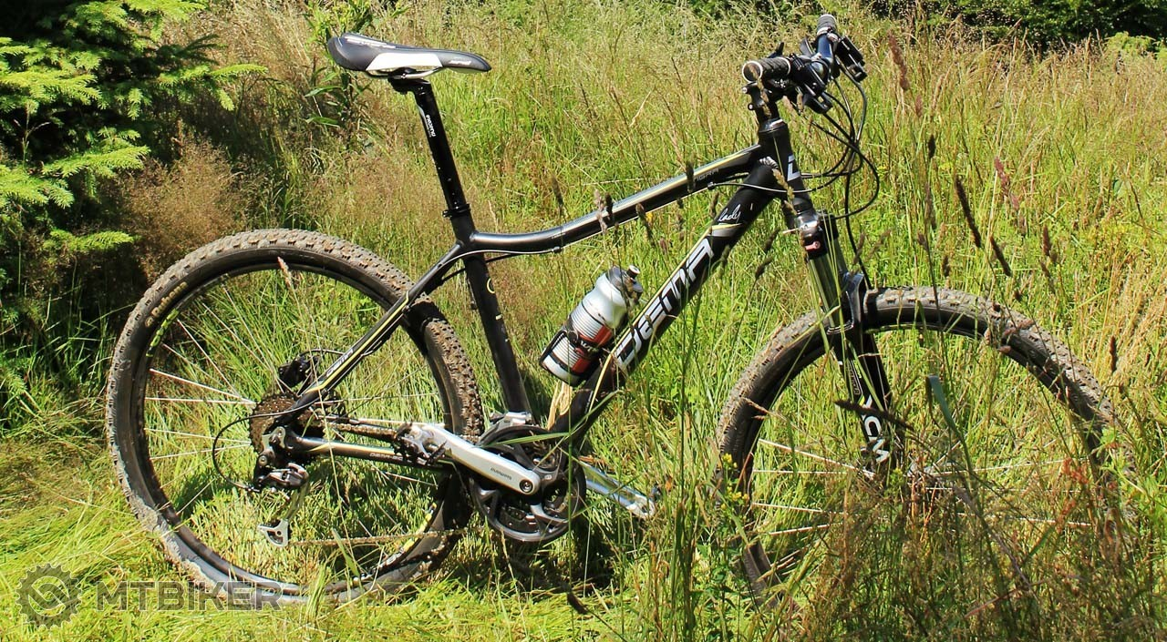 Bike DEMA Tigra 3.0