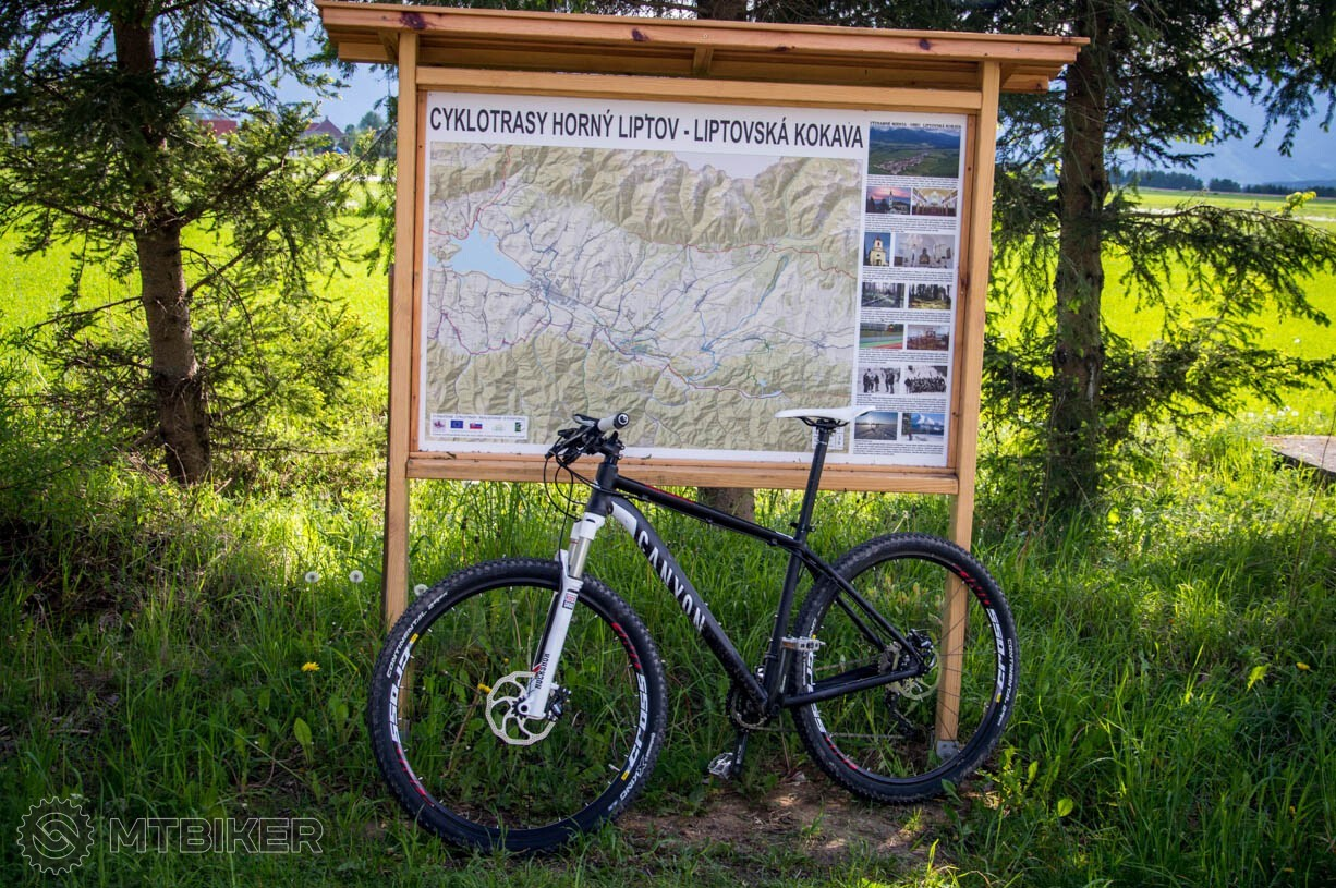Bike Grand Canyon AL 6.9