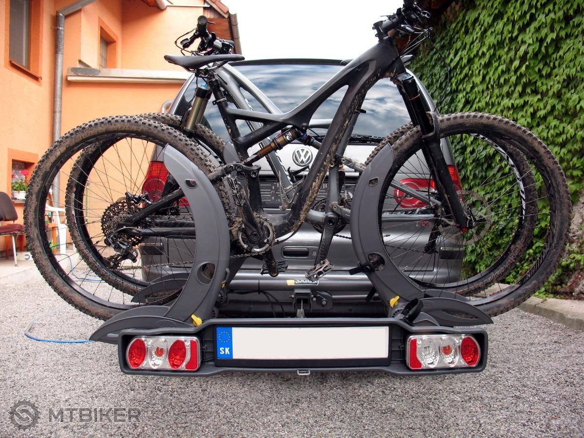 Naložené bicykle
