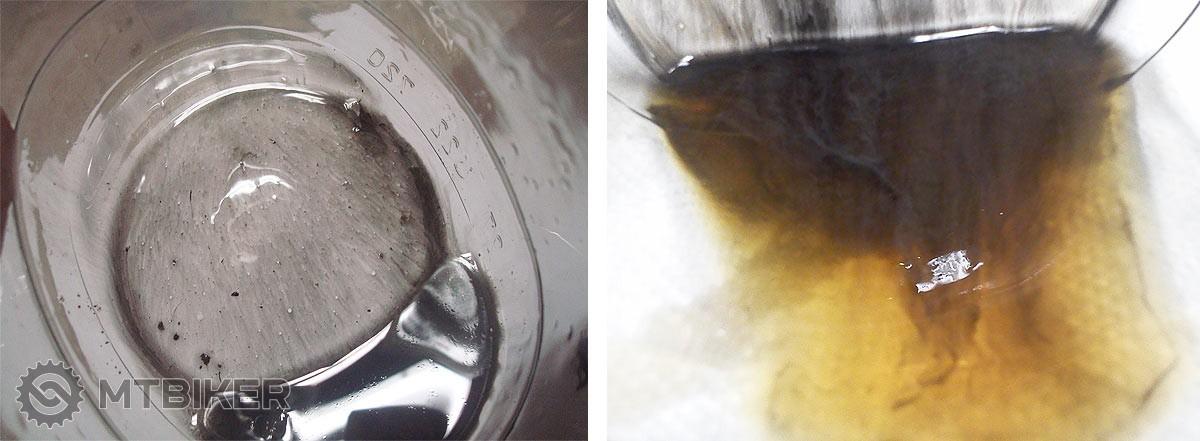 Znečistenie oleja