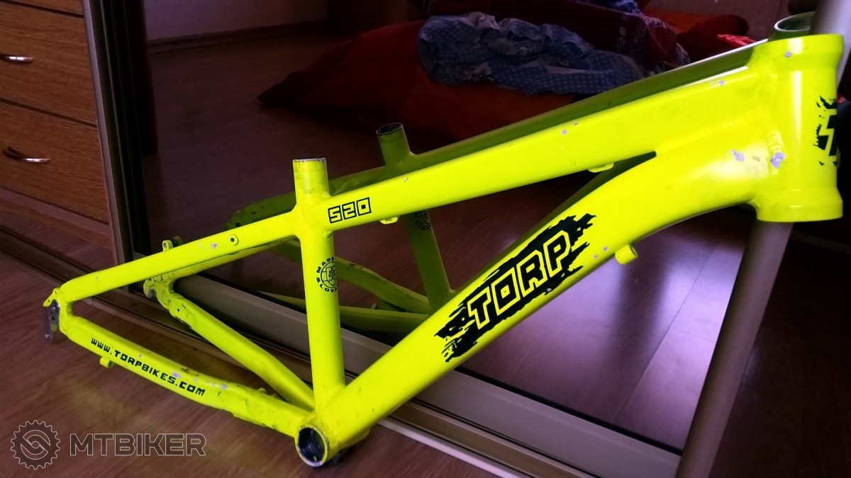 Torp Story alloy frame 20