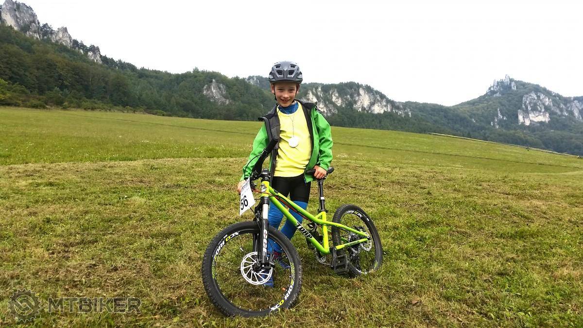 TORP Bite na Detskej Tour Petra Sagana v Súlove
