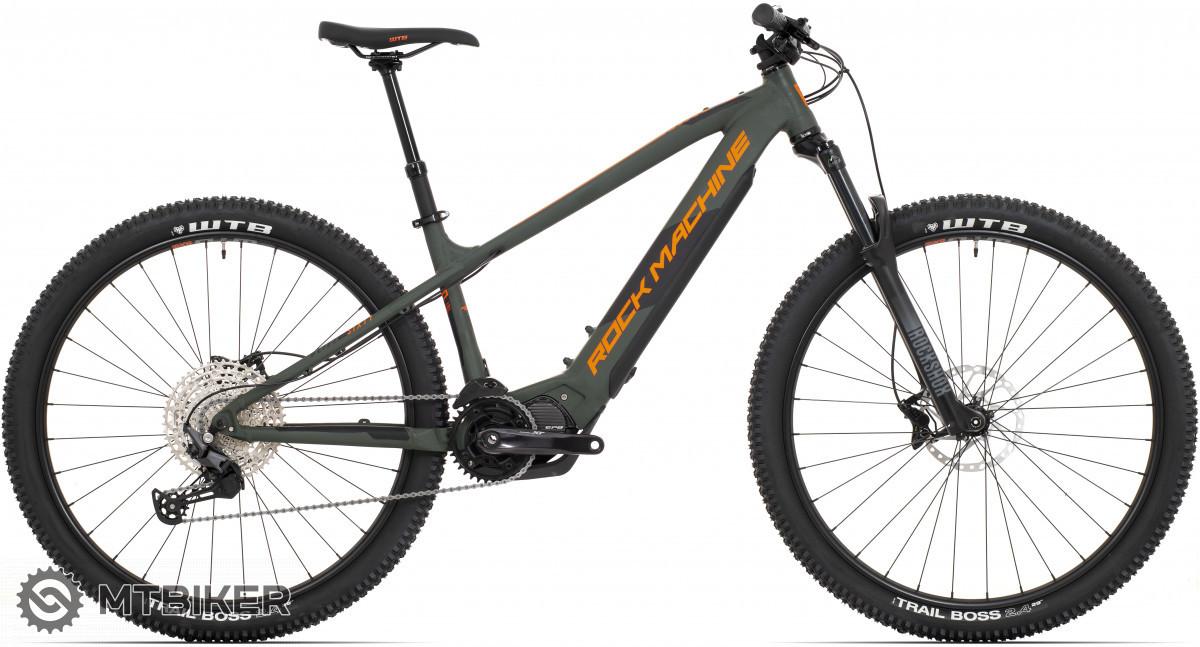 Blizz INT e60-29. Tenhle trail bike ve spojení s elektromotorem vás určitě nadchne.