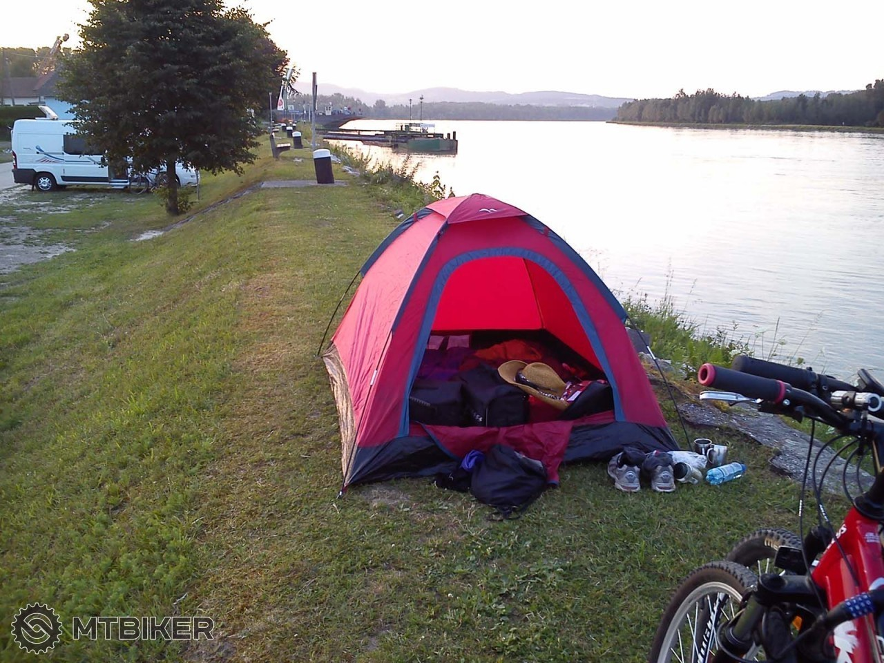 Stanovanie pri Dunaji