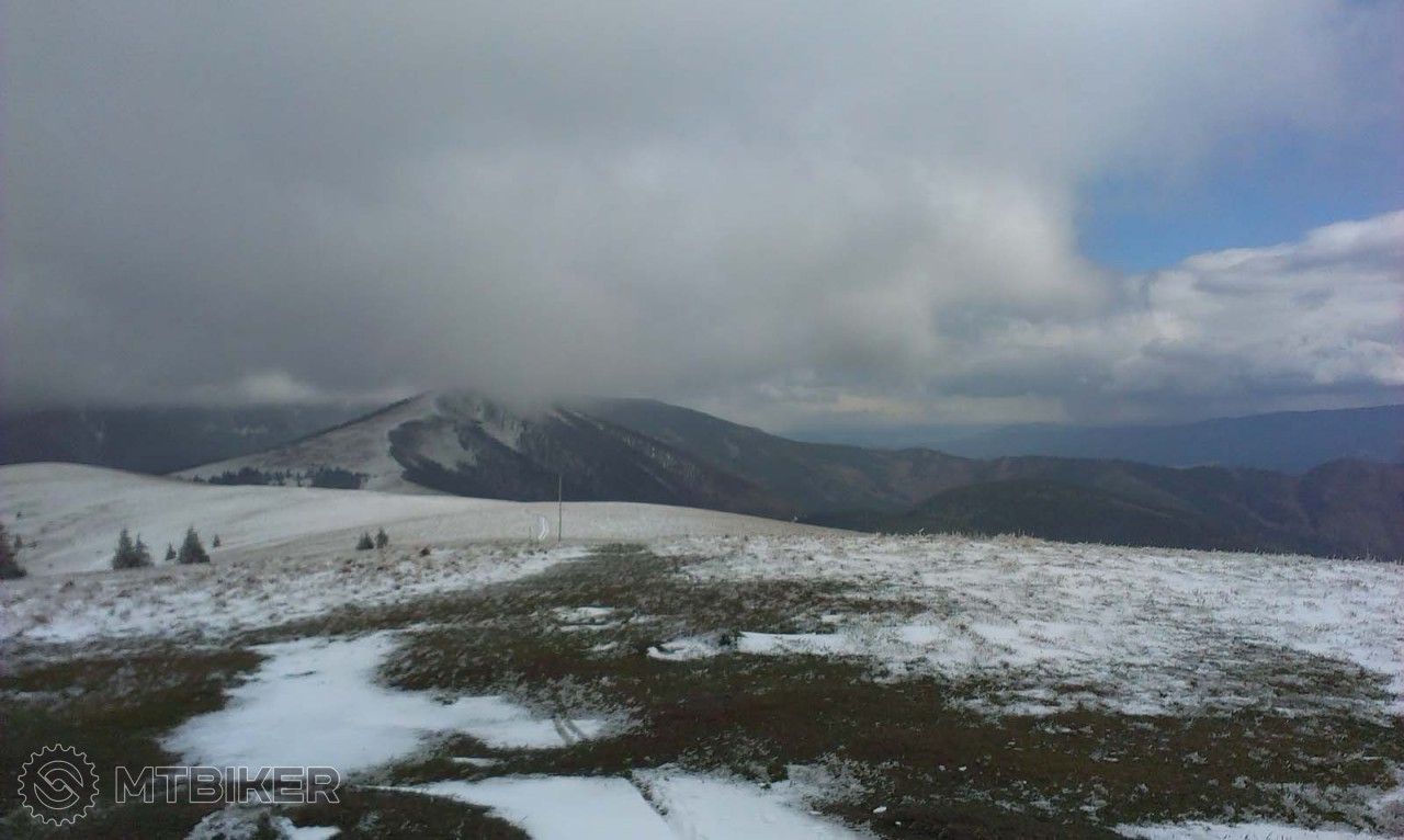 Sneh na Liptove