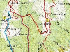 Putovanie Dobrocskou Dolinou